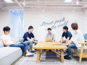 """""""世界中の人々を魅了する会社を創る""""という会社のビジョンを実現するべく、Green事業部では""""人と組織を元気にする""""というミッションを掲げサービス運営をしております!"""