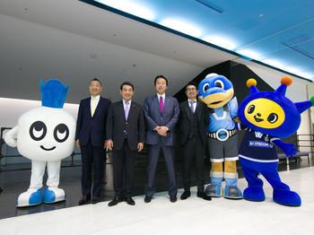 グランヴァンはサッカー 川崎フロンターレのオフィシャルスポンサーです。