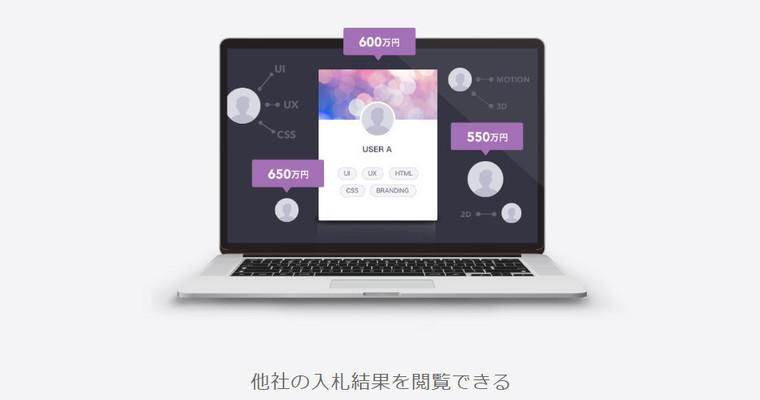 Webデザイナー・UI/UXデザイナーを募集している人事・デザイナー関係の方の知り合いはいませんか?